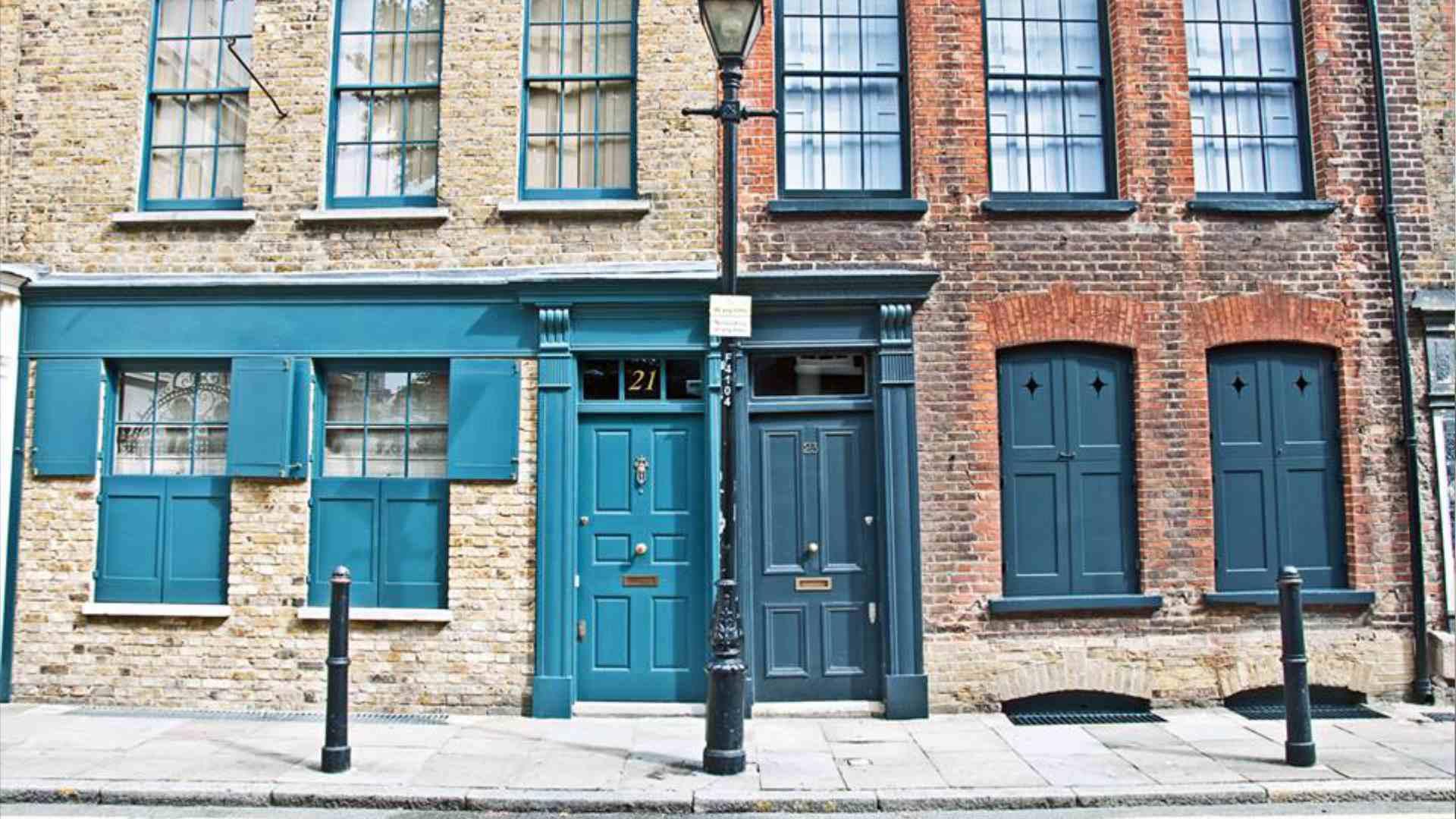 21-23 Fournier Street - Spitalfields