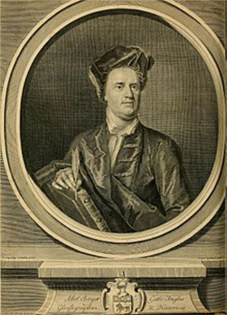 Abel Boyer c1667-1729