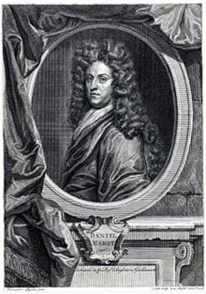 Daniel Marot 1661-1752