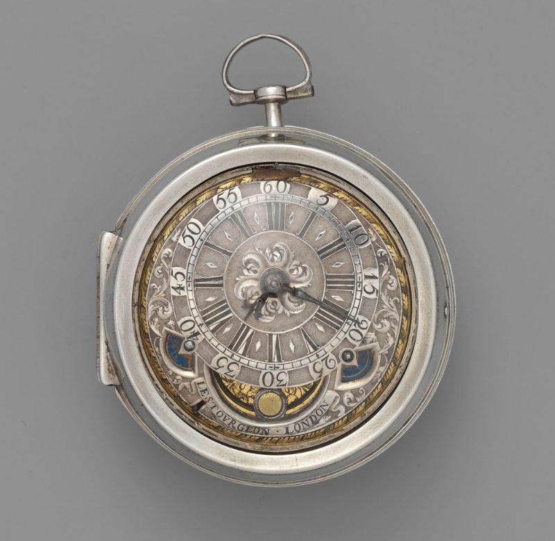 David Lestourgeon pocket watch