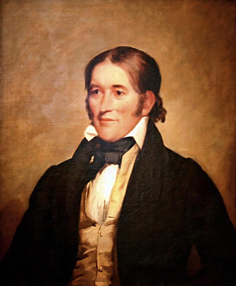 David 'Davy' Crockett (1786-1836)