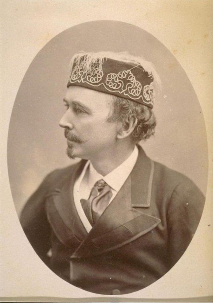 Dion Boucicault (1820-1890)