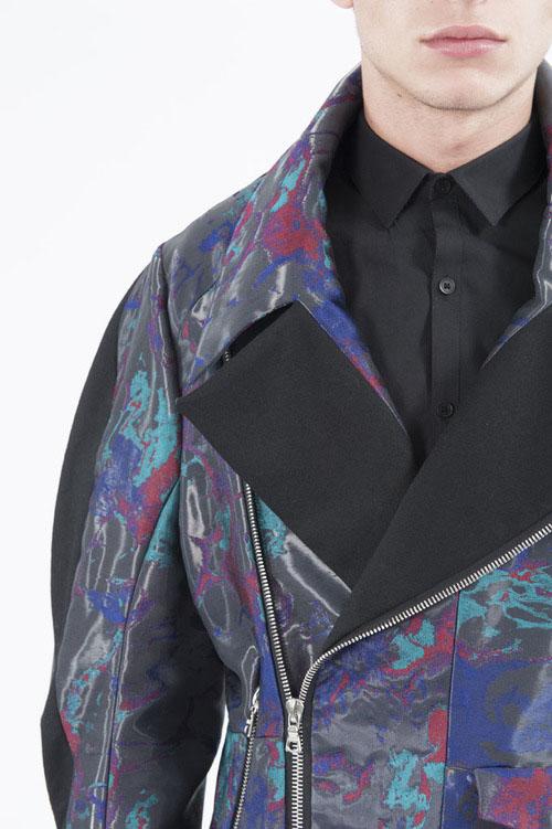 Fabric Of The City - Sophie Zajicek jacket