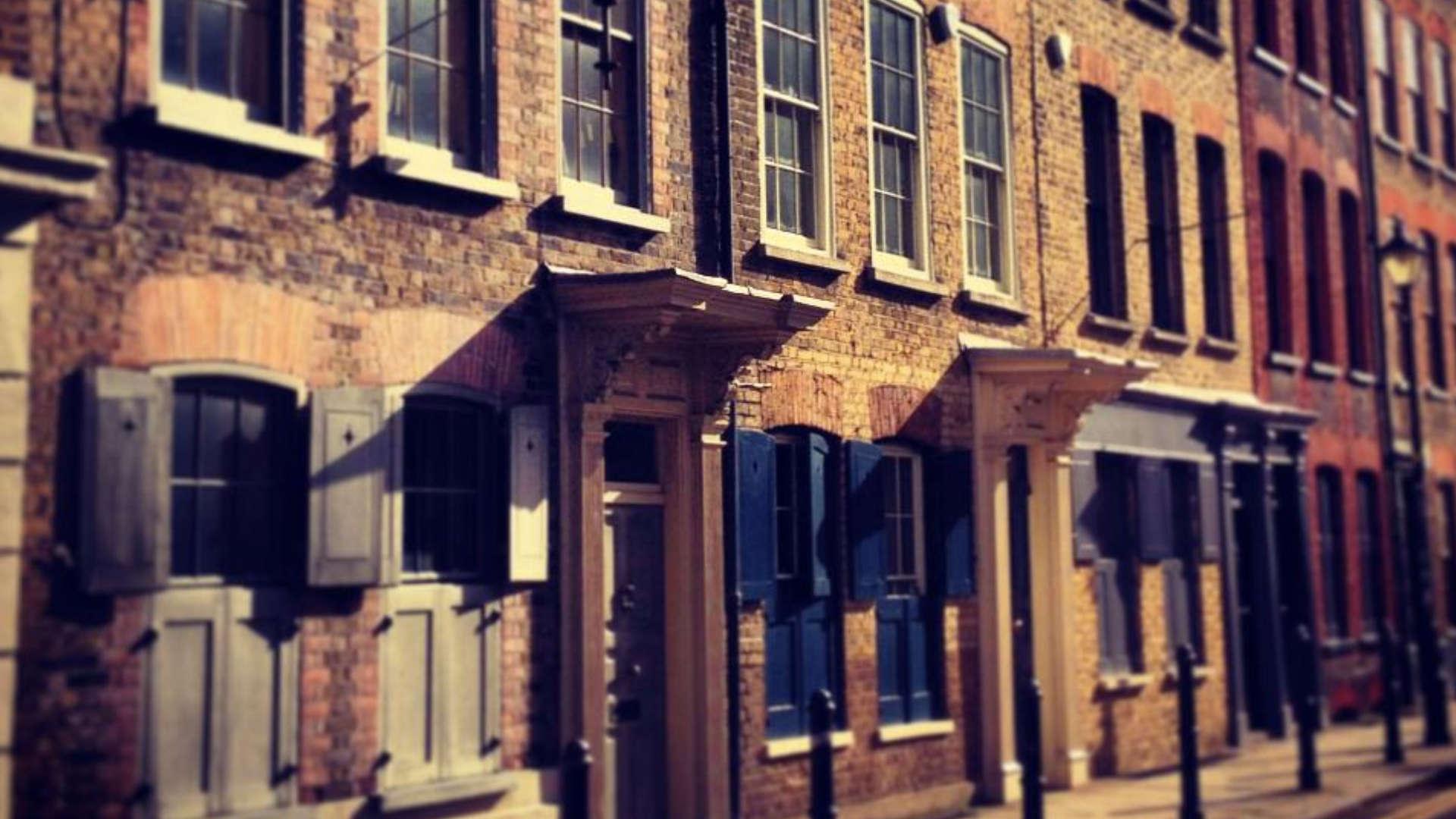 Fournier Street - Spitalfields