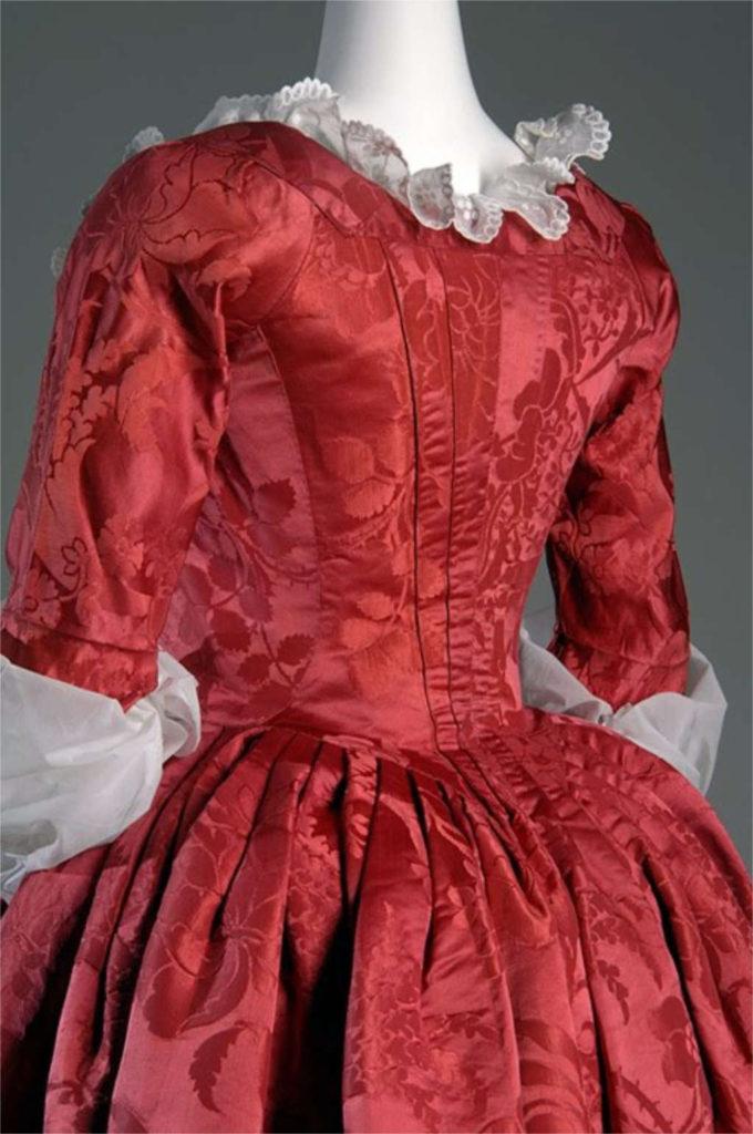 Garthwaite Dress - Huguenot Silk