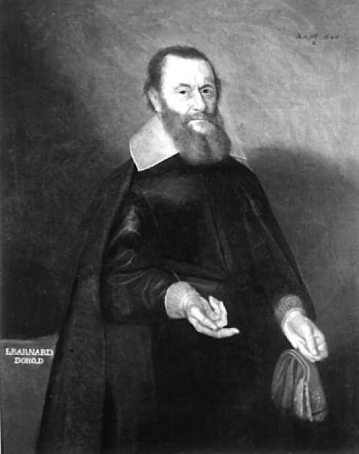 Gideon De Laune (1565-1658)