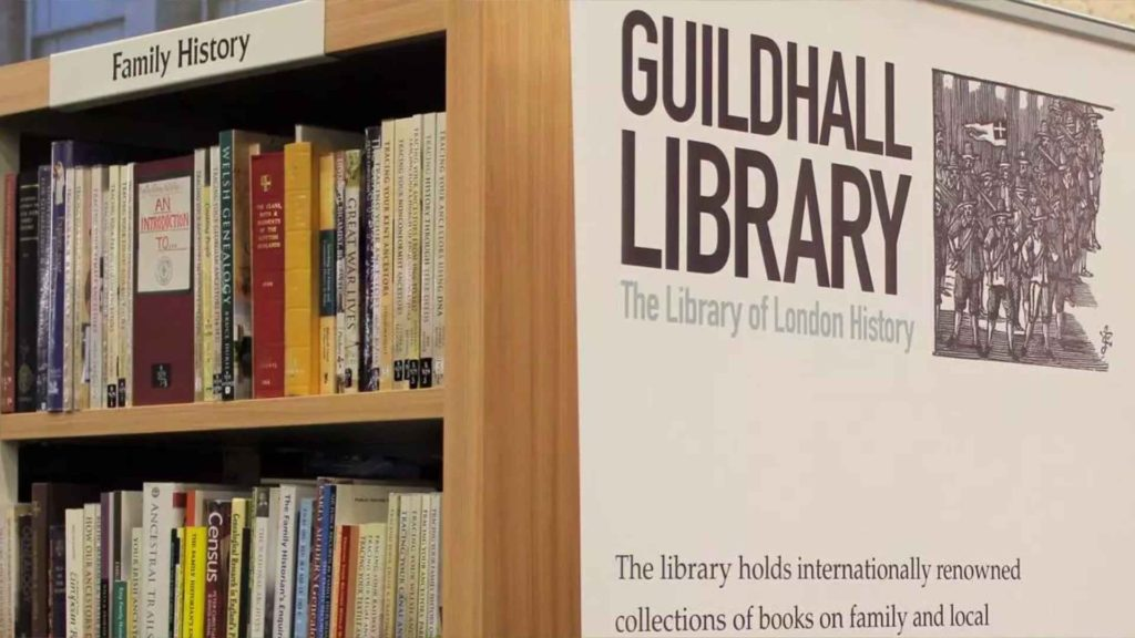 Guildhall Library