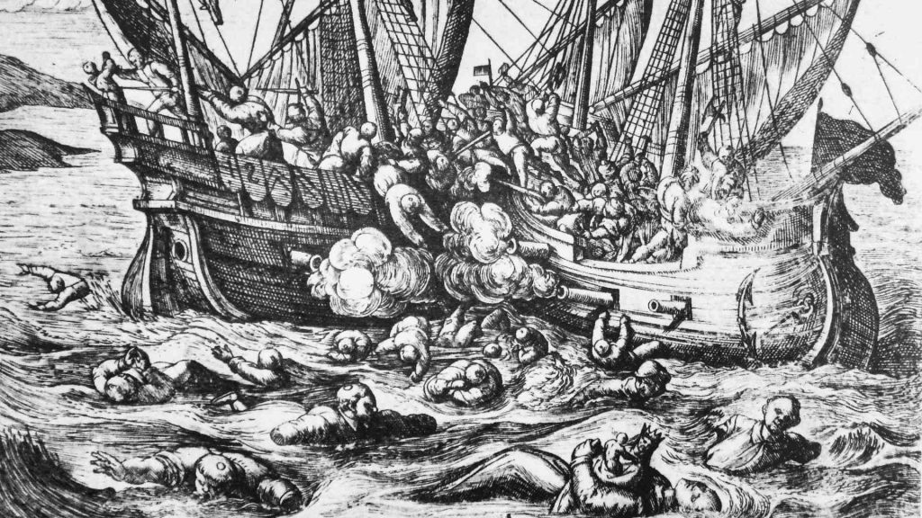 Horribles_cruautes des Huguenot en France 16th century