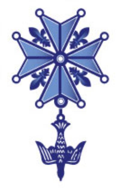 Huguenot Cross