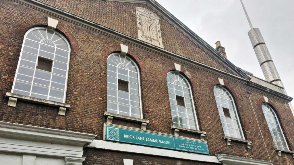 Huguenot Street Names - 59 Brick Lane