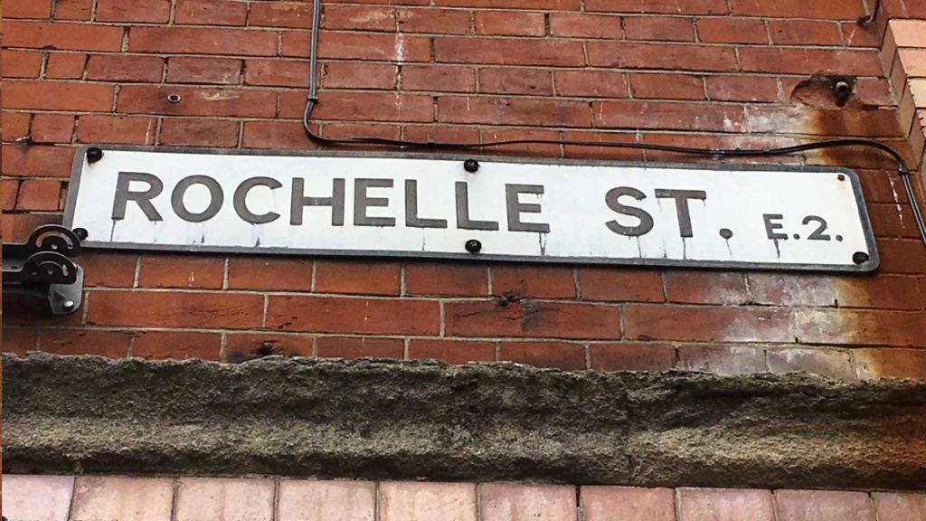 Huguenot Street Names - Rochelle Street