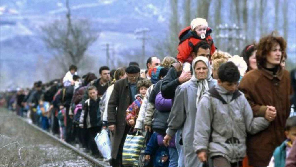 Huguenots as Refugees