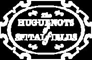 Huguenots of Spitalfields Logo white
