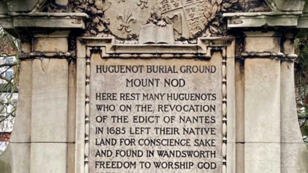 Huguenots of Spitalfields Walking Tour - Wandsorth