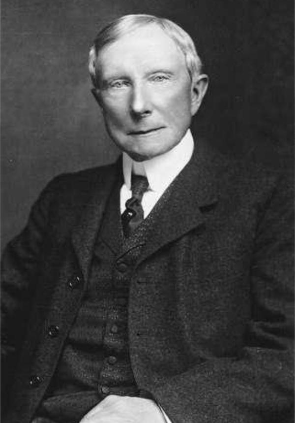 John D Rockefeller Snr