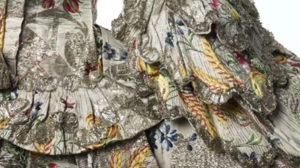 Museum of London Fanshaw Dress