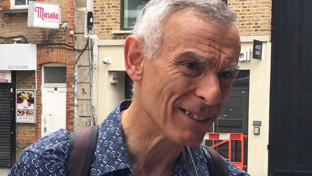 Paul Baker Header