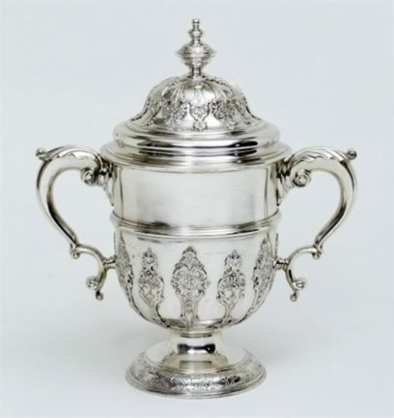 Paul Lamerie silver Cup