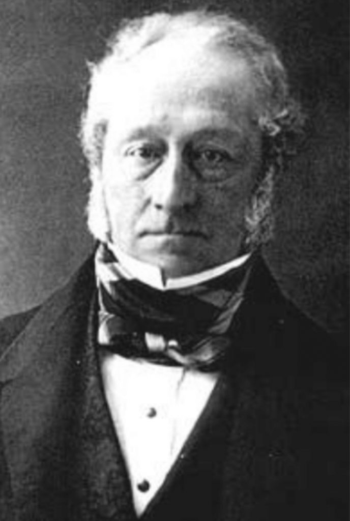 Philip Cazenove Huguenot stockbroker