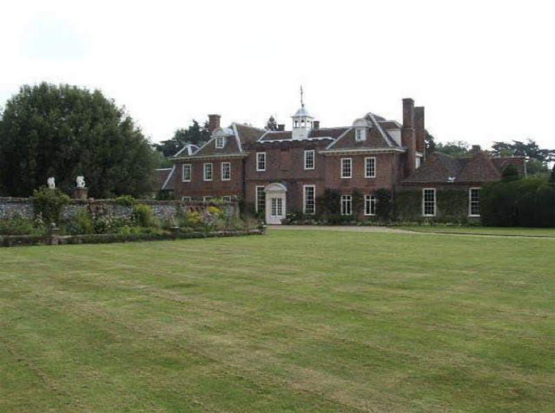 Sharsted House Kent - Gideon De Laune