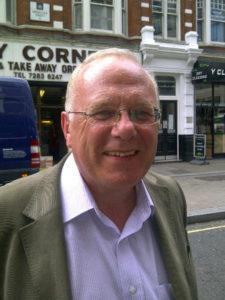 Spitalfields Walking Tour Guide - John Halligan