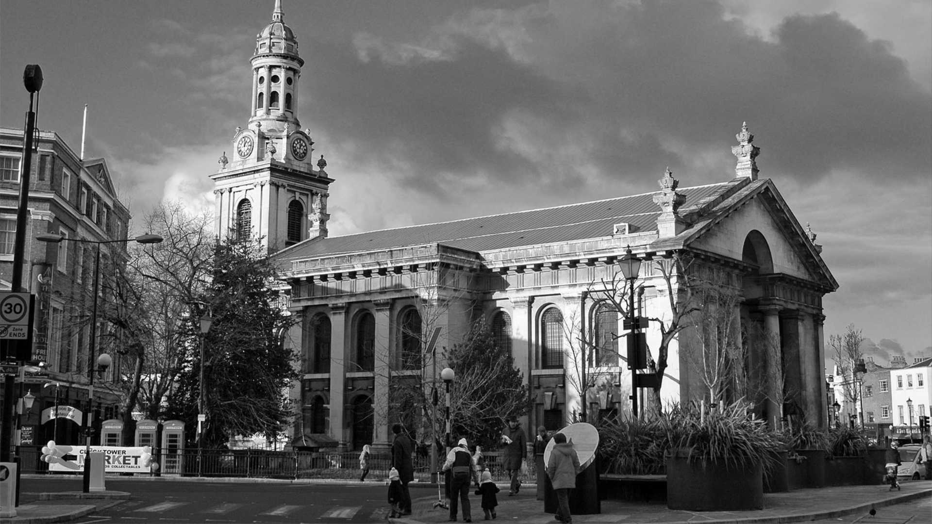 St Alfege Greenwich London