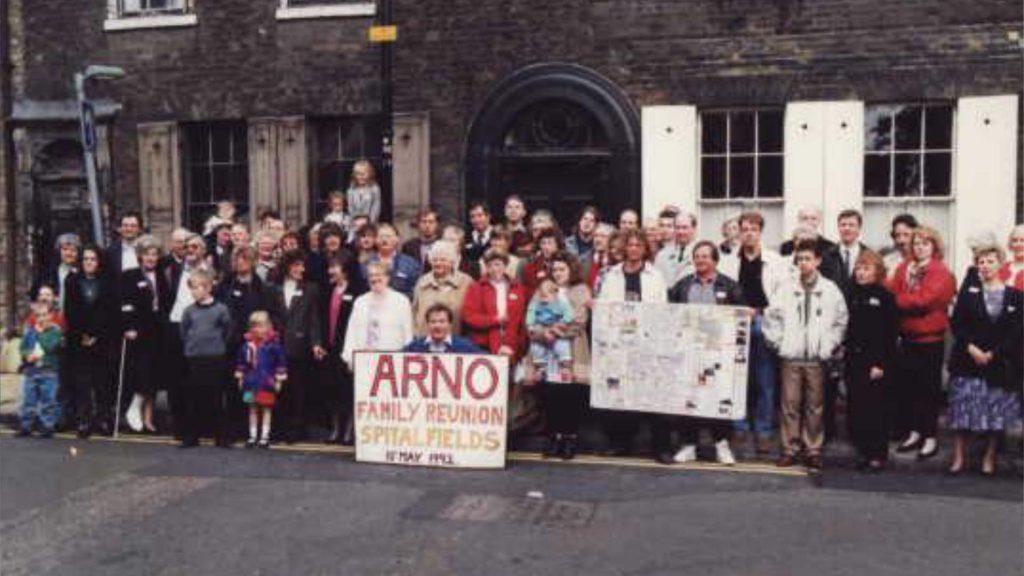 The Arno family reunion
