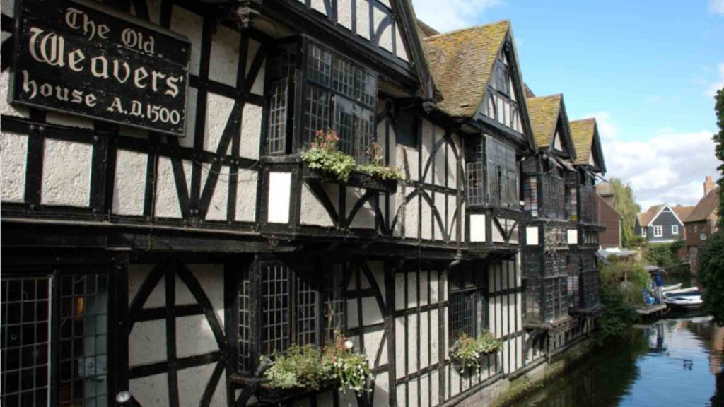 The Old Weavers House - Canterbury