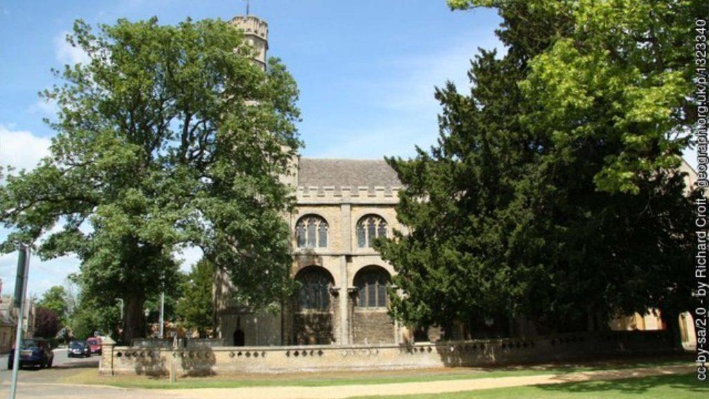 Thorney Abbey Church