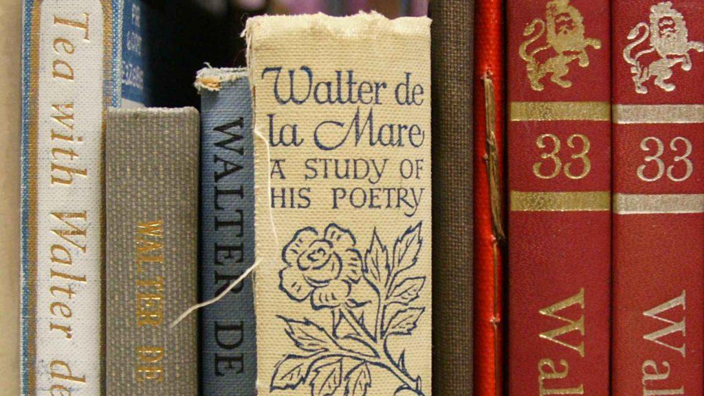 Walter de la Mere - a Study of His Poetry