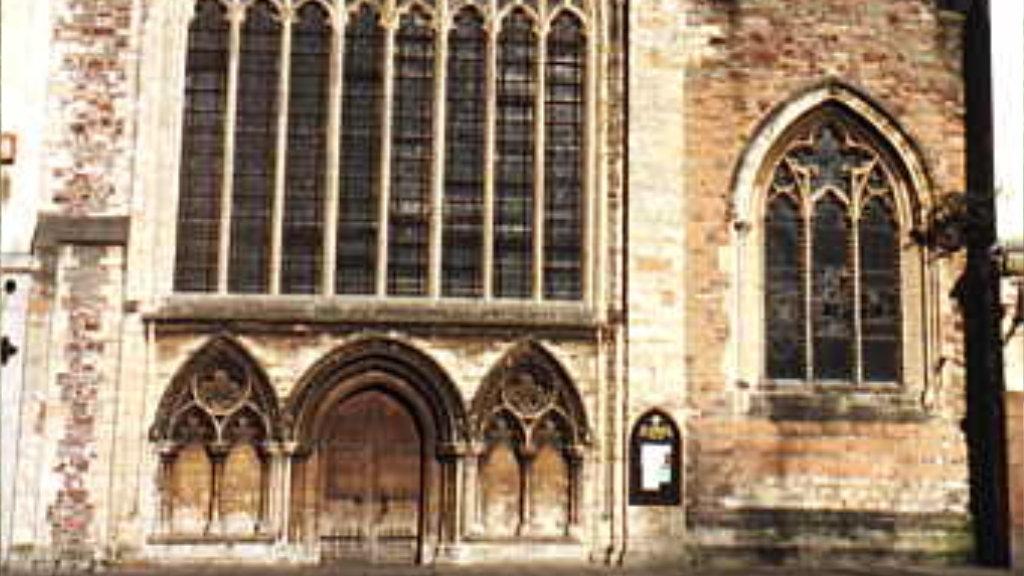 huguenot towns - Lord Mayors Chapel Bristol