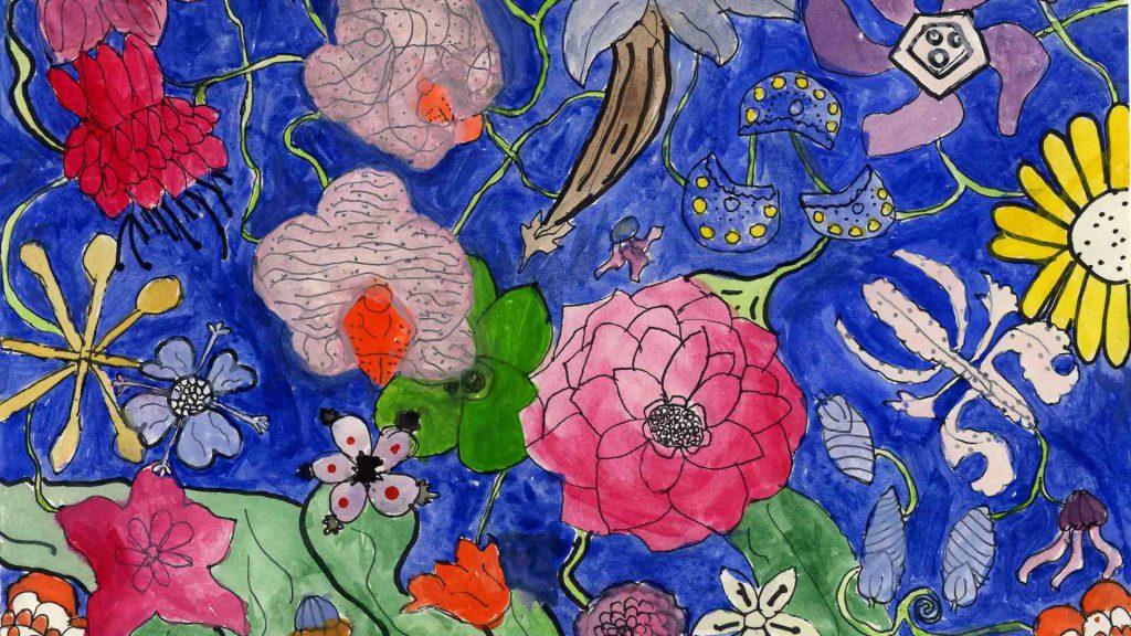 John Cass primary school - Flower Works